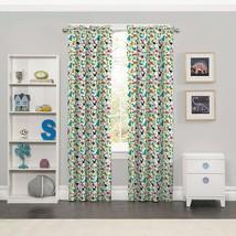 Eclipse Dippy Dinos Blackout Window Curtain Panel, 42 x 84, Multicolor - $22.02
