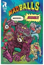 MADBALLS #4 (OF 4) (LION FORGE 2016) Priority Mail Shipping  - $2.25