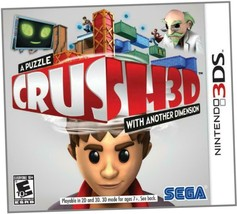 Crush 3D - Nintendo 3DS - Pre-Owned - $12.28