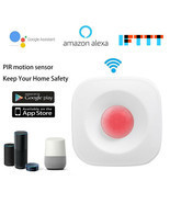 High Accurate Smart Wireless PIR Motion Sensor Detector WIFI Smart Home - ₹2,505.03 INR