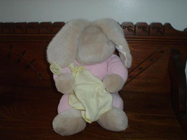 Ganz Heritage Bunny Rabbit & Security Blanket 1991 - $37.53