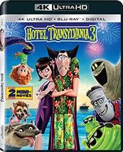 Hotel Transylvania 3 [4K Ultra HD+Blu-ray+Digital] (2018)