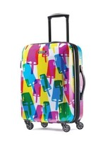 "American Tourister Moonlight 24"" Spinner Luggage Popsicle 92505-6571 - $98.99"