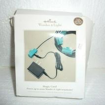 Hallmark Keepsake Wonder And Light Magic Cord 2011  S-52 - $12.59
