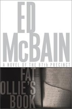 Fat Ollie's Book: A Novel of the 87th Precinct McBain, Ed - $2.96