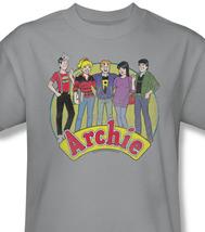 Comics gang tshirt jughead retro comic riverdale for sale online gray graphic tee store thumb200