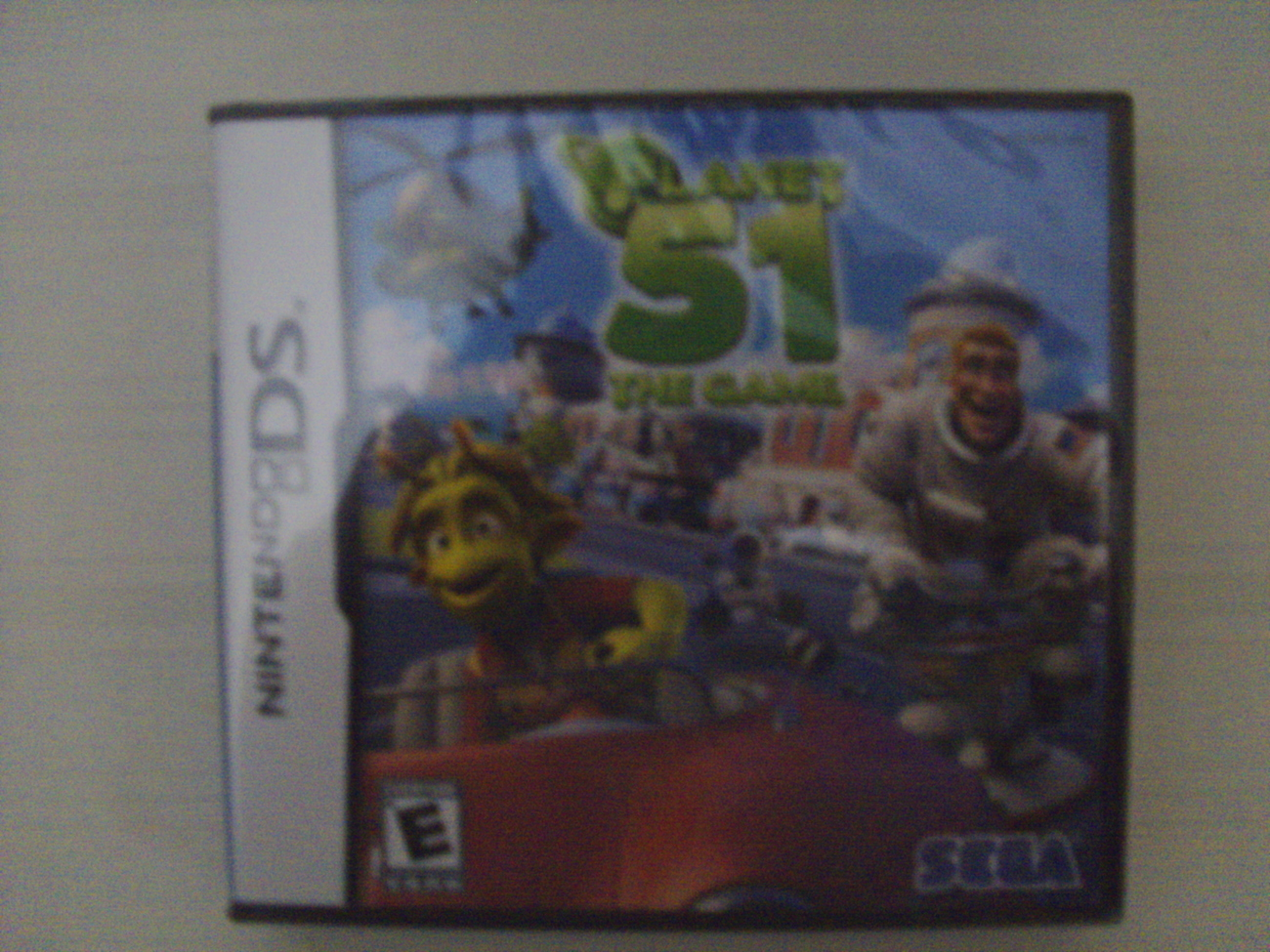 Planet 51 The Game Nintendo DS DSi - New