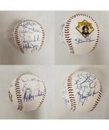 1988 Pittsburgh Pirates Team Signed Baseball w/ Barry Bonds Bobby Bonilla - $233.49