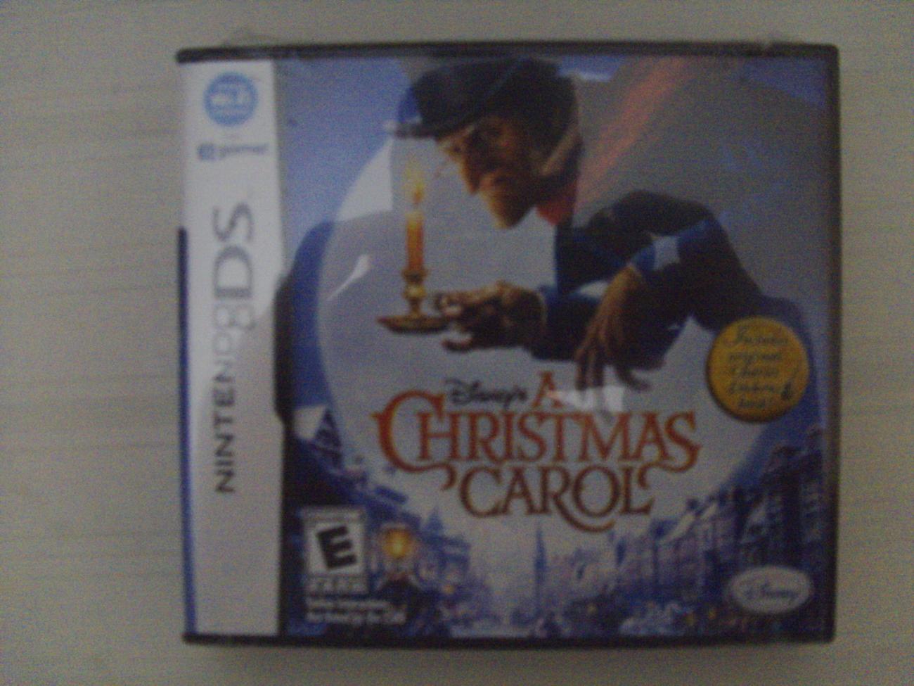 Disney's A Christmas Carol Nintendo DS DSi - New