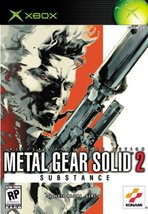 Metal Gear Solid 2: Substance [Xbox] - $28.13