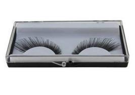 2 Of Long and Thick Eyelashes Precision Make Up Fake Eyelashes