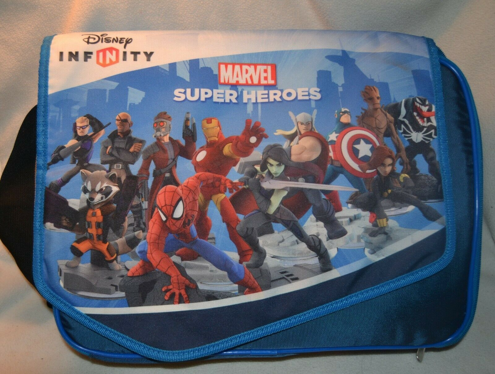 Disney Infinity Lot of 25 w/ Carrying Case - $130.89