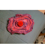 knit cupcake hat your color choice photography prop - $15.00