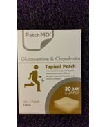 PatchMD Glucosamine Chondroitin Patch 30-patches Patch-MD GLC - $15.00