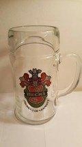 Beck's Large 1L Glass Beer Stein Collectible                            ... - $11.29