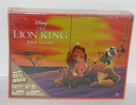 Disney The Lion King Wood Board Game NEW - $29.68