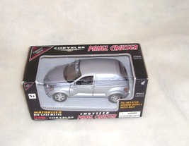 Boley MOTORIZED Chrysler Panel Cruiser SILVER Diecast 1:32 NEW! - $8.96