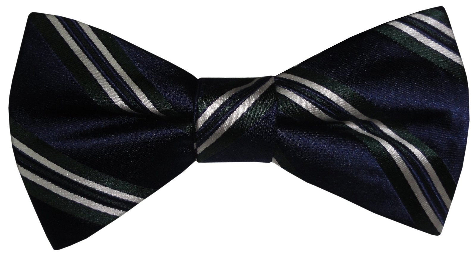 Tommy Hilfiger Bow Tie Navy and Green
