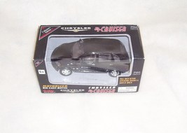 Boley MOTORIZED Chrysler PT Cruiser BLACK Diecast 1:32 NEW! - $8.96