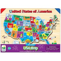 The Learning Journey Lift & Learn USA Map Puzzle - $19.93