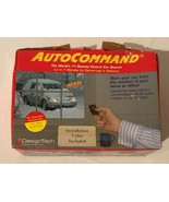 AutoCommand Remote Control Car Starter Kit Heat or Cool Car Indoors Desi... - $39.99