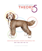 Theory of 5 Book (2nd Edition) Simplifying Grooming Concepts for Everyda... - $29.95