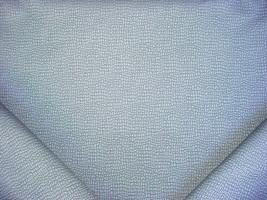 12-3/8Y KRAVET LEE JOFA SILVERY BLUE COBBLESTONE TEXTURED UPHOLSTERY FABRIC - $172.66