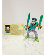 Teenage Mutant Ninja Turtles Casey Jones Action Figure TMNT with Card Back - $24.99