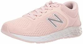 New Balance Kids' Arishi (3 Infant|Infant (0-12 Months)|Oyster Pink/Pink Mist) - $29.43