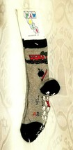 NWT Pawals Ankle Socks Boys Size 7-9 Age 4-8Y Shoe Size 10-4 Gray Black ... - $7.70