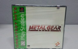 NEW SEALED Metal Gear Solid 1 (Sony PlayStation... - $142.49