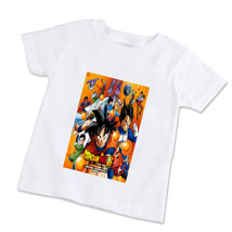 DRAGON BALL Game  Unisex  Children T-Shirt (Available in XS/S/M/L)         - $14.99