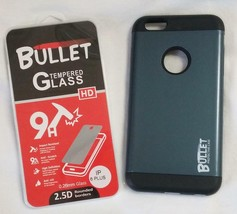 GREY  IPHONE6 PLUS BULLET CELL PHONE CASE & IMPACT RESISTANT PROTECTIVE ... - $6.31