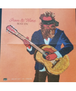 "IRON & WINE 'Beast Epic' 21"" X 21"" Ltd. Edition Promo Poster, New - $10.95"