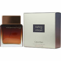 New EUPHORIA AMBER GOLD by Calvin Klein #324123 - Type: Fragrances for MEN - $79.09