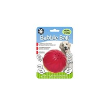 PETQWERKS Animal Sounds Ball for Dogs Realistic Lion Frogs Coyote Large - $19.65
