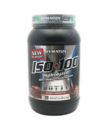 Iso-100, Fudge Brownie 1.6 lbs by Dymatize - $29.99