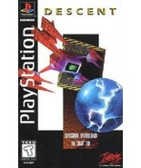 Descent PS1 Great Condition Fast Shipping - $11.64