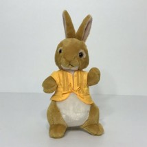 "TY Peter Rabbit Mopsy Plush Stuffed Animal Beanie 9"" Tall 2018 Bunny - $13.78"