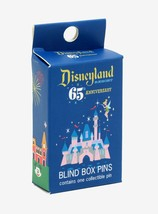 Disneyland 65th Anniversary Limited Edition Puzzle Blind Box Pin, NEW - $11.95