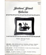 Feathered Friends No. 18303 Pintail Duck Appliq... - $7.00