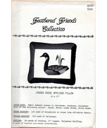 Feathered Friends No. 18305 Canadian Goose Appl... - $7.00