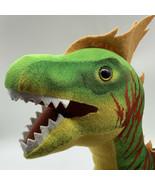 "Jurassic World 17"" Green RAPTOR HYBRID PLUSH Dinosaur Toy T-REX - $15.05"