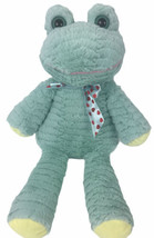 "Dan Dee Collectors Choice Frog 22"" Plush Floppy Valentine Heart Ribbon B... - $39.59"