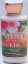 Bath & Body Works Vineyard Champagne Kiss - Body Lotion 8 oz - $14.29