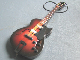 Musical Instrument Ornament Gibson Electric Guitar - $12.86