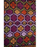 1900 Rare Hand Woven Hand Embroidery Museum Bri... - $494.99