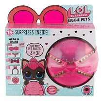 L.O.L. Surprise! Biggie Pet - Spicy Kitty - $29.13