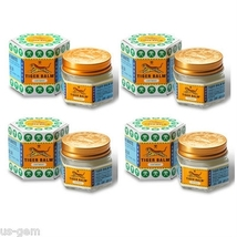 4x Tiger Balm White Original 30g - Soothing Relief for Aches & Pains. - $29.95