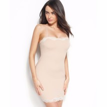 Star Power SPANX Firm Control Something Sweet Lace-Trimmed Full Slip 2410 - $34.99
